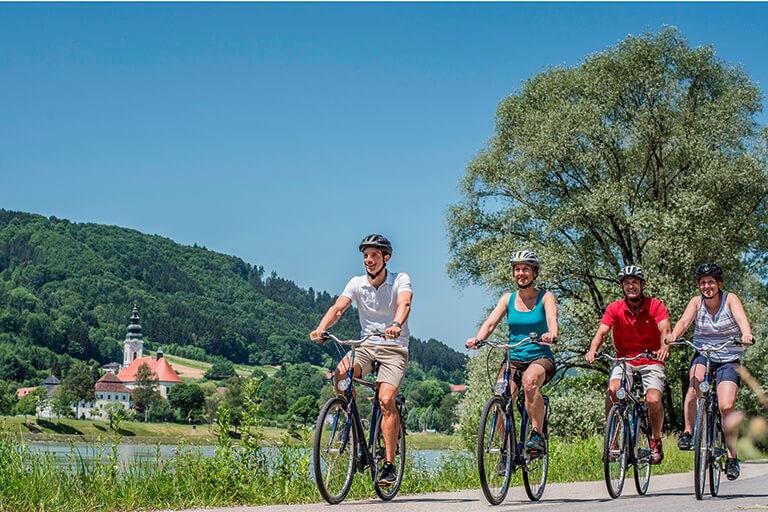 Donauradweg+Oberes+Donautal