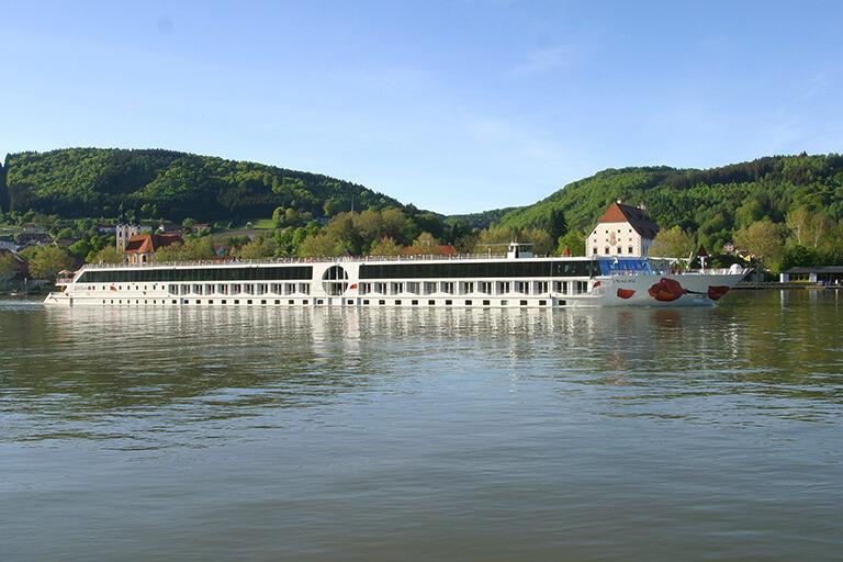 Kabinenschifffahrt+auf+der+Donau